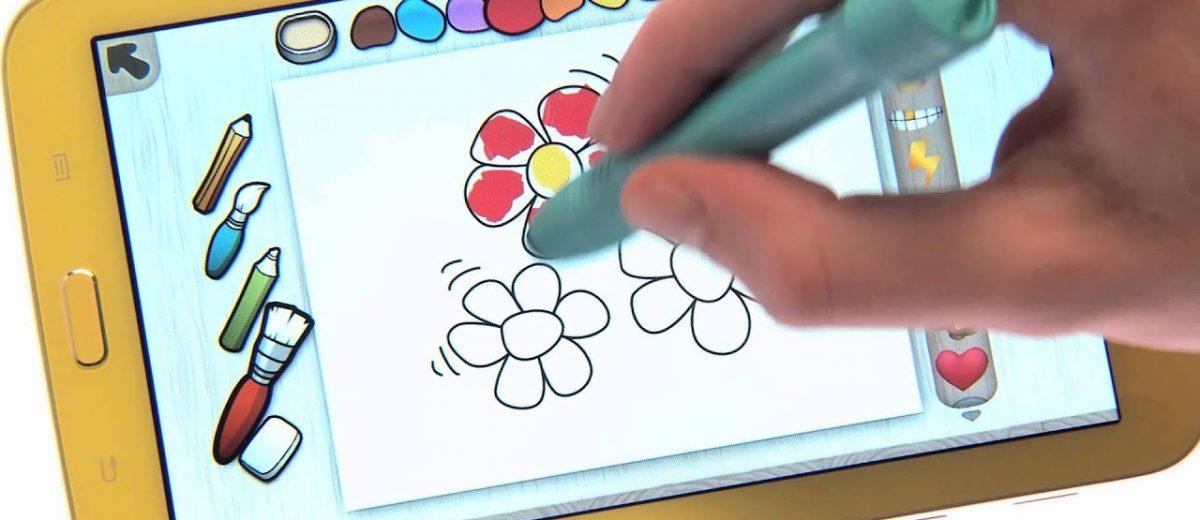 Tres aplicaciones para que los niños aprendan mientras juegan con su Tablet